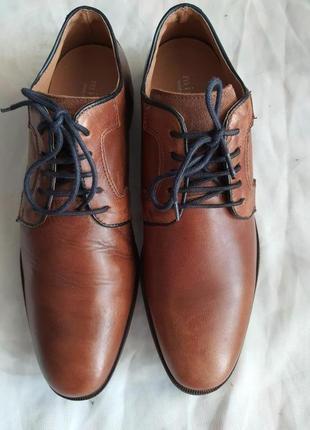 Новые португальские туфли minelli 41 р. натуральная кожа3 фото