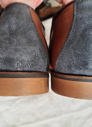 Новые португальские туфли minelli 41 р. натуральная кожа5 фото