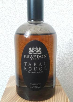 Phaedon tabac rouge распив затест