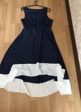 Шикарное вечернее платье от new look. новое р-р м/46 наш