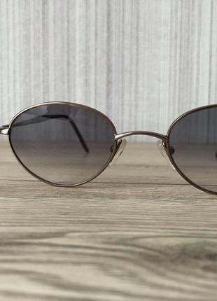 Стильные винтажные солнцезащитные очки итальянской марки c.p. company