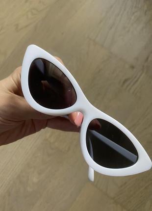 Актуальные солнцезащитные очки
