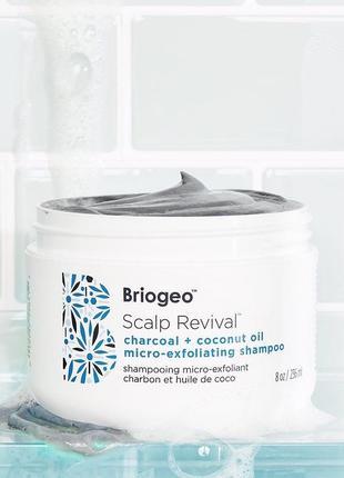 Briogeo пилинг для кожи головы5 фото