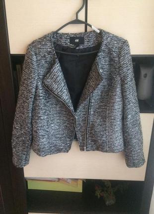 Косуха-курточка h&m