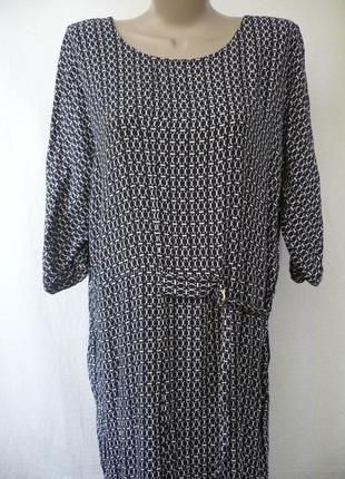 Платье, вискоза, размер 20