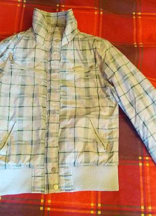 Легкая демисезонная куртка mckenzie