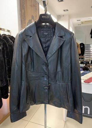 Кожаная куртка -80 %