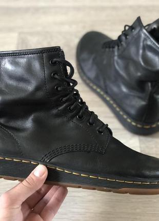 Dr. martens newton шкіряні ботінки черевики оригінал