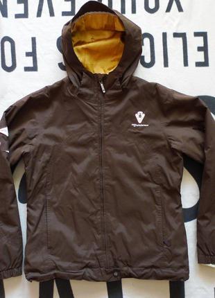 Женская горнолыжная куртка burton dry ride р.м