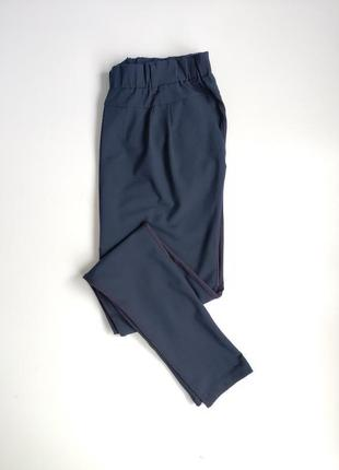Женские синие брюки kaffe