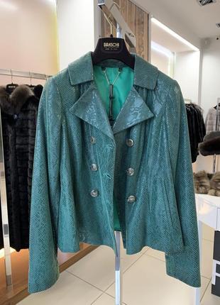 Кожаная куртка harmanli -80%