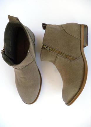 Стильные ботинки chillin cropp