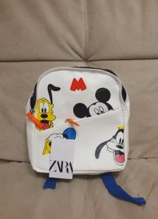 Детский рюкзак zara