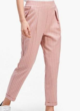 Легкие зауженые брюки