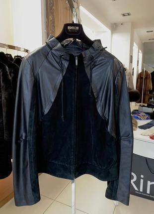 Кожаная куртка vespucci -80%