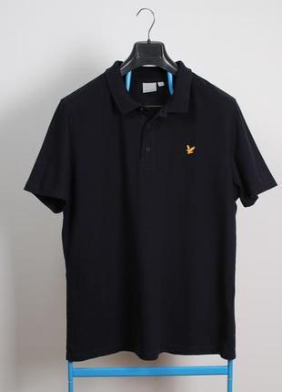 Lyle scott футболка поло lyle&scott размер xl