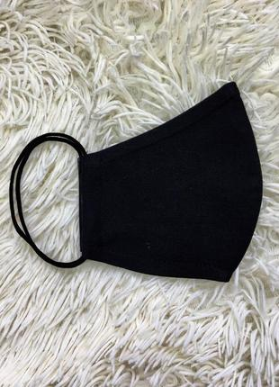 Тканевая защитная маска для лица