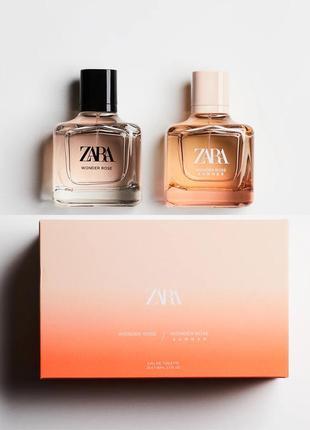 Zara wonder rose + wonder rose summer
