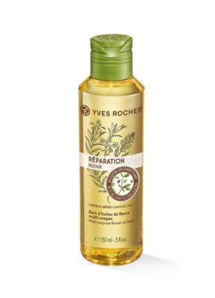 Восстанавливающее масло для волос - ив роше