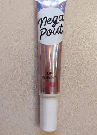 Плампер mega pout блеск для губ