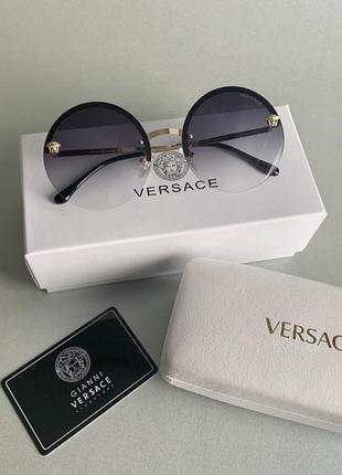 Люкс очки, полный комплект, реальные фото