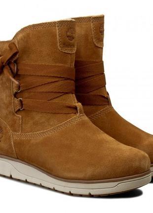Замшевые ботинки timberland , оригинал