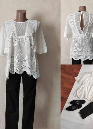 Ніжна блуза - zara