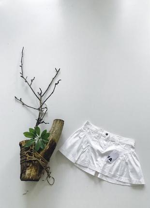 Белая юбка tago арт 443