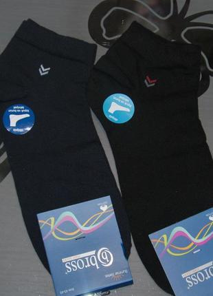 Мужские летние укороченные носки 39-42, 43-45 турция бросс