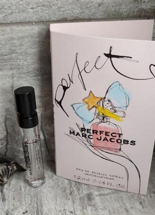 Пробник парфюм воды marc jacobs perfect1 фото