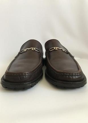 Кожаные туфли, лоферы от bruno magli 454 фото