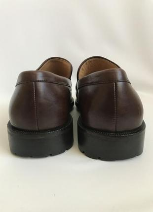 Кожаные туфли, лоферы от bruno magli 455 фото