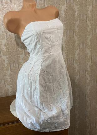 Сарафан платье прошва