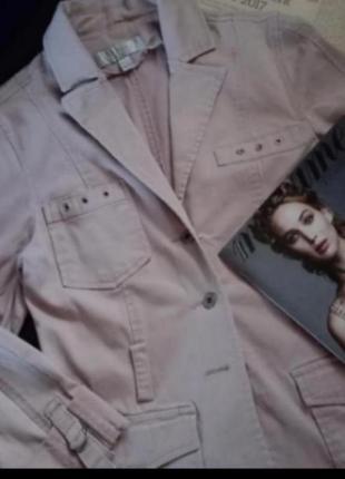 Розовый пиджак жакет кардиган ветровка куртка