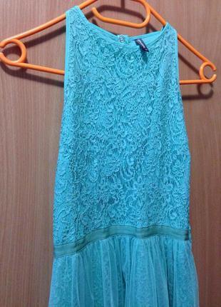 Нежное платье nafnaf