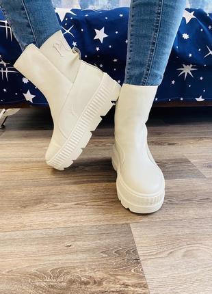 Ботинки puma оригинал