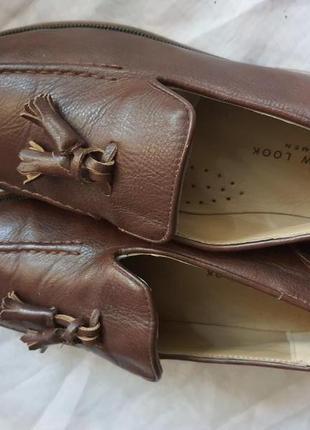 Мужские туфли new look men 42 р.