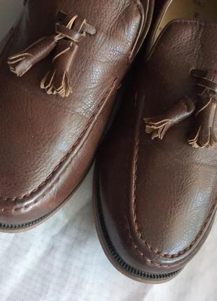 Мужские туфли new look men 42 р.2 фото