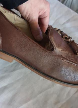 Мужские туфли new look men 42 р.3 фото