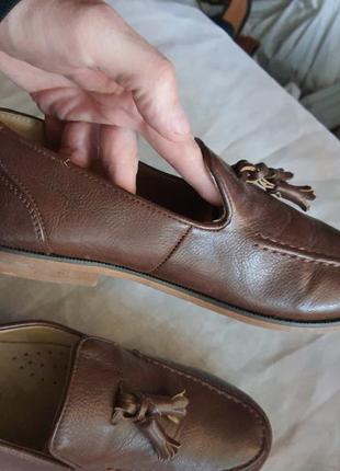 Мужские туфли new look men 42 р.4 фото