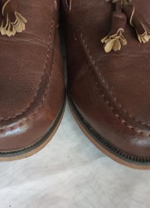 Мужские туфли new look men 42 р.8 фото