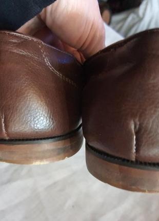 Мужские туфли new look men 42 р.9 фото