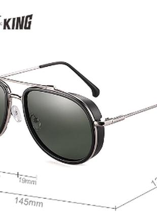 Солнцезащитные очки polarking мужские  gafas de sol поляризованные