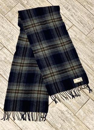Шерстяной шарф m&s