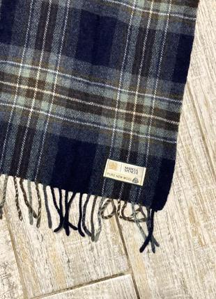 Шерстяной шарф m&s2 фото