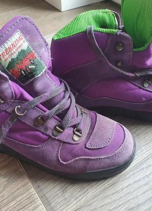 Трекінгові черевики cima sport 39 розміру