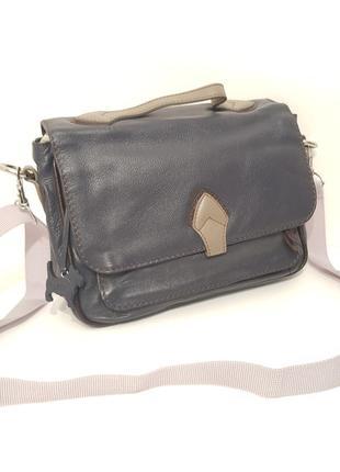 Стильная кожаная сумка#портфель radley англия