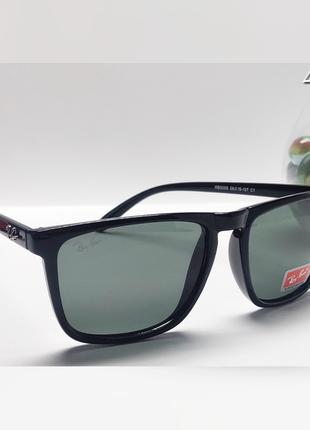 Чоловічі окуляри сонцезахисні лінза скло
