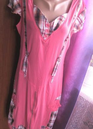 Платье,можно как домашнее 48-50р