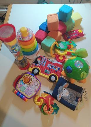 Лот игрушки іграшки